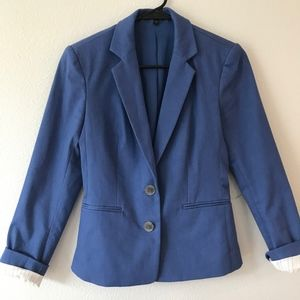Express Blazer Roll up sleeves